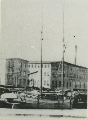 ABBIE (1886, Schooner)