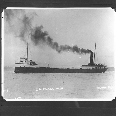 FLAGG G A (1901)
