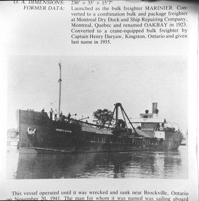 MARINIER (1919)