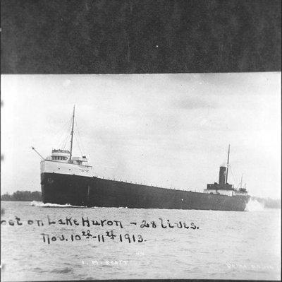 SCOTT ISAAC M (1909)