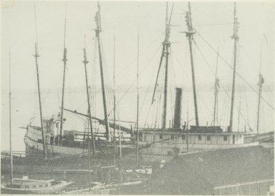 SALINA (1866, Steambarge)