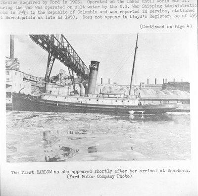 BARLOW (1918)