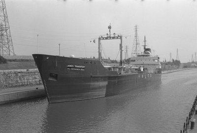 JAMES TRANSPORT (1966)