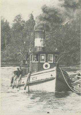 INEZ (1884, Tug (Towboat))