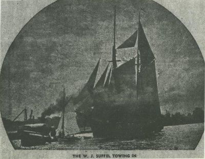 SUFFLE, W.J. (1875, Schooner)