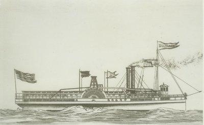SULTANA (1846, Steamer)