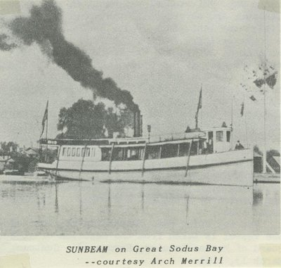 SUNBEAM (1888, Yacht)