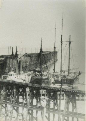 TECUMSEH (1873, Bulk Freighter)