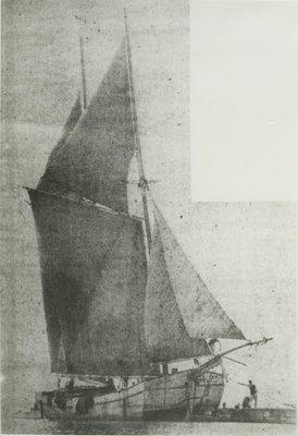 BAILEY, EMORY (1868, Scow Schooner)