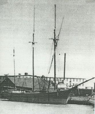 SUNRISE (1862, Barkentine)