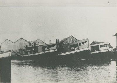 ANABEL (1892, Fish Tug)