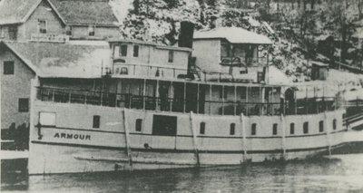 ARMOUR (1906, Propeller)