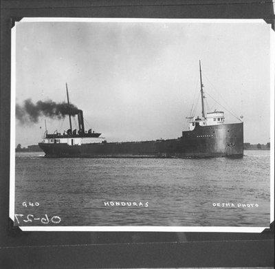 HONDURAS (1908)