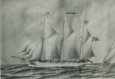 RUTHERFORD, E. H. (1869, Schooner)