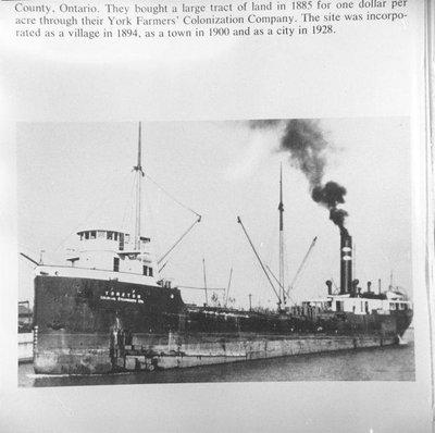 YORKTON (1911)
