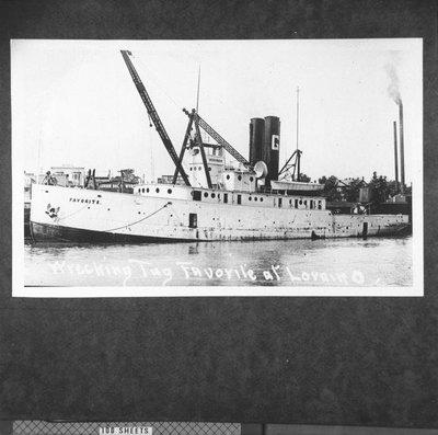 FAVORITE (1907)