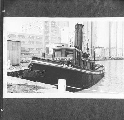 NEW YORK (1913)
