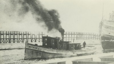 CANFIELD, FRANK (1875, Tug (Towboat))