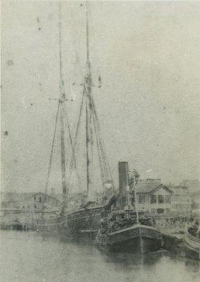 STRANGER (1863, Tug (Towboat))