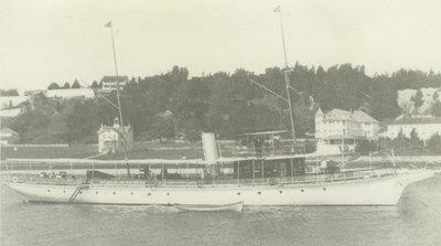 AZALEA (1895, Yacht)