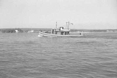 HOLLIS M (1909)