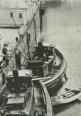 DUNHAM, ROBBIE (1881, Tug (Towboat))