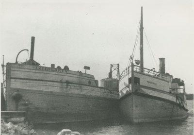 INTERLAKEN (1893, Schooner)