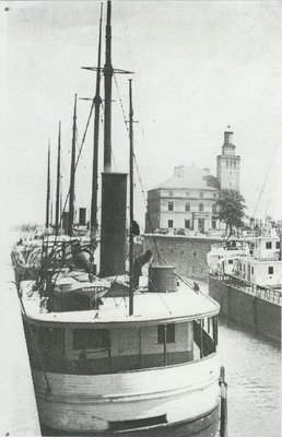 TEMPEST (1876, Steambarge)