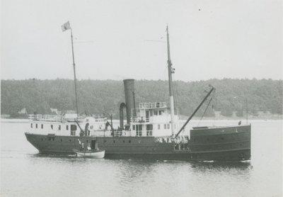 SUMAC (1903, Propeller)