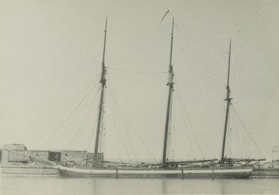 SURPRISE (1856, Schooner)