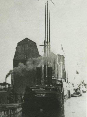 AVERY, WALDO A. (1884, Bulk Freighter)
