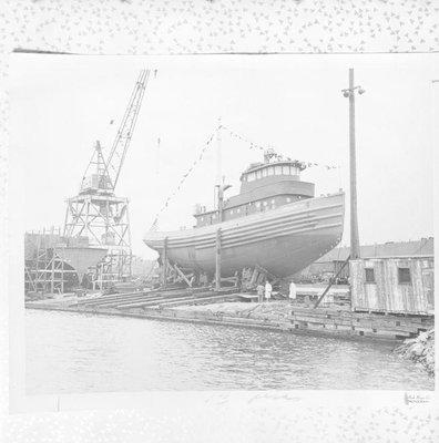 ROBINSON BAY (1958)