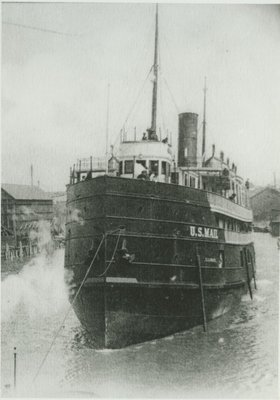 ILLINOIS (1899, Passenger Steamer)