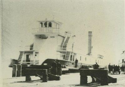 TRANSIT (1872, Car Ferry (Rail Ferry))