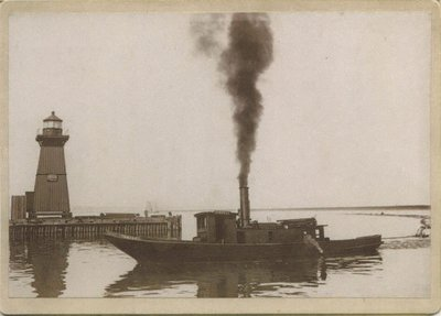 TEMPEST (1884, Tug (Towboat))
