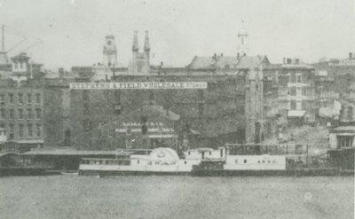 SWAN (1851, Steamer)