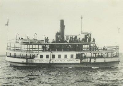 ALGOMA (1901, Ferry)