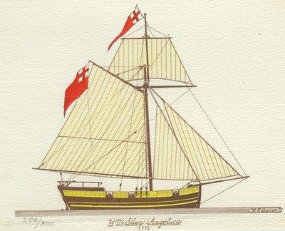 ANGELICA (1771, Sloop)