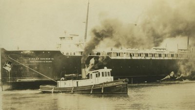 ARCTIC (1881, Tug (Towboat))