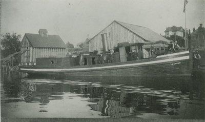 ARTHUR (1890, Tug (Towboat))
