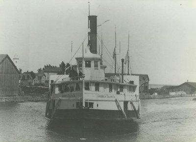 CORONA (1870, Steamer)