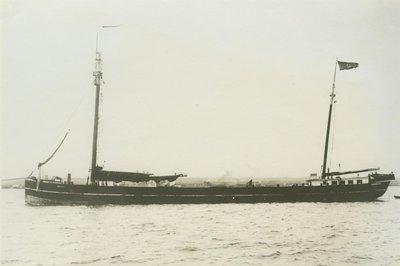 VERONA (1873, Schooner-barge)