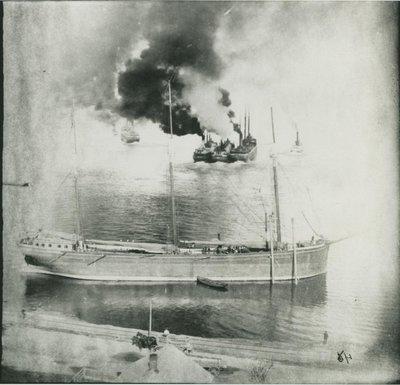 SUMATRA (1874, Schooner)