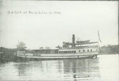 SUIT, JOSEPH C. (1884, Steambarge)