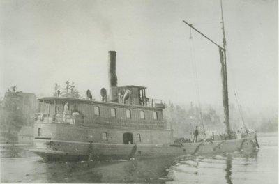 ABERDEEN (1894, Steambarge)