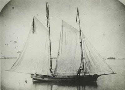 NETTIE (1866, Scow Schooner)