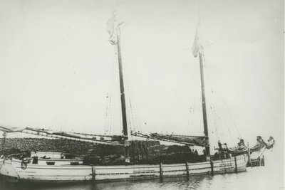 BEERS, ALICE M. (1864, Schooner)