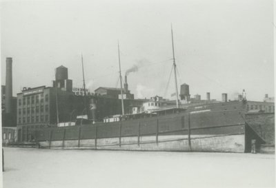 SENECA (1889, Package Freighter)