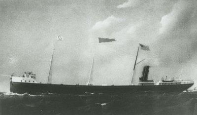 SERVIA (1888, Bulk Freighter)