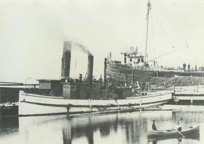 SHAWANAGA (1882, Tug (Towboat))